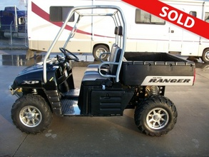 2008 Polaris Ranger 700 EFI 4x4 XP