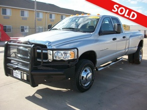 2005 Dodge Ram 3500 Quad Cab Dually Diesel